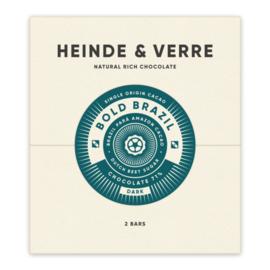 Heinde & Verre - Bold Brazil Puur 71%
