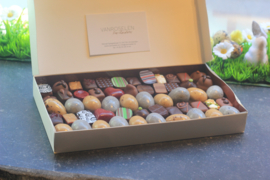Mixed Bonbons & Paaseieren - Groot