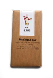 Krak Chocolade - Madagascar (Mava Sa - Ferme D'ottange) 70%