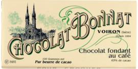 Chocolat Bonnat - Café 65%