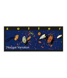 Zotter - Nougat Variation