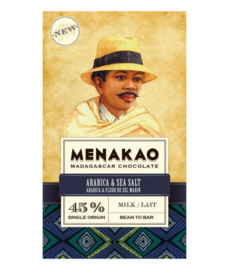 Menakao - Arabica & Sea Salt 45%