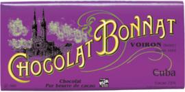 Chocolat Bonnat - Cuba 75%