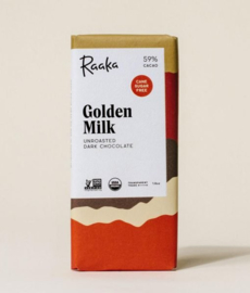 Raaka - Golden Milk 59%