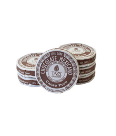Taza Mexicano Discs - Cacao Puro 70%