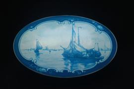 Droste - Delft Blauw Pralines Blik