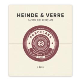 Heinde & Verre - Porcelana Dark 71%