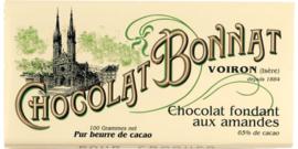 Chocolat Bonnat - Fondant aux amandes 65%
