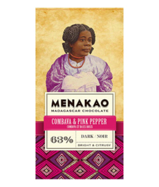 Menakao - Combava & Pink Pepper 63%