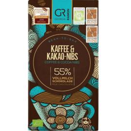 Georgia Ramon - Coffee & Cacao Nibs 55%