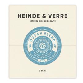 Heinde & Verre - Dutch Blend Dark Milk 55%