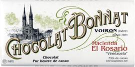 Chocolat Bonnat - Hacienda El Rosario 75%