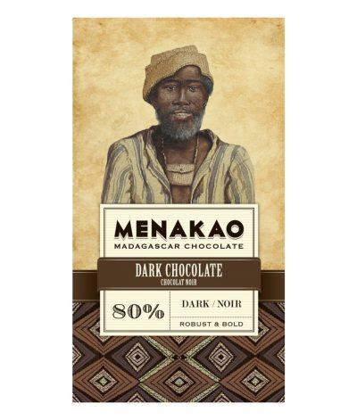Menakao - Dark Chocolate 80%