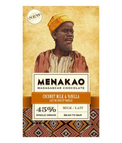 Menakao - Coconut Milk & Vanilla 45%