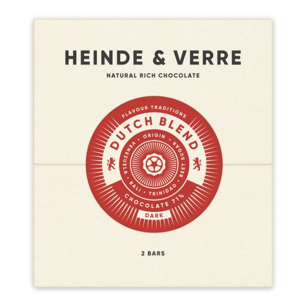 Heinde & Verre - Dutch Blend Puur 71%