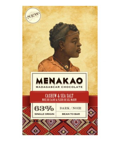 Menakao - Cashew & Sea Salt 63%