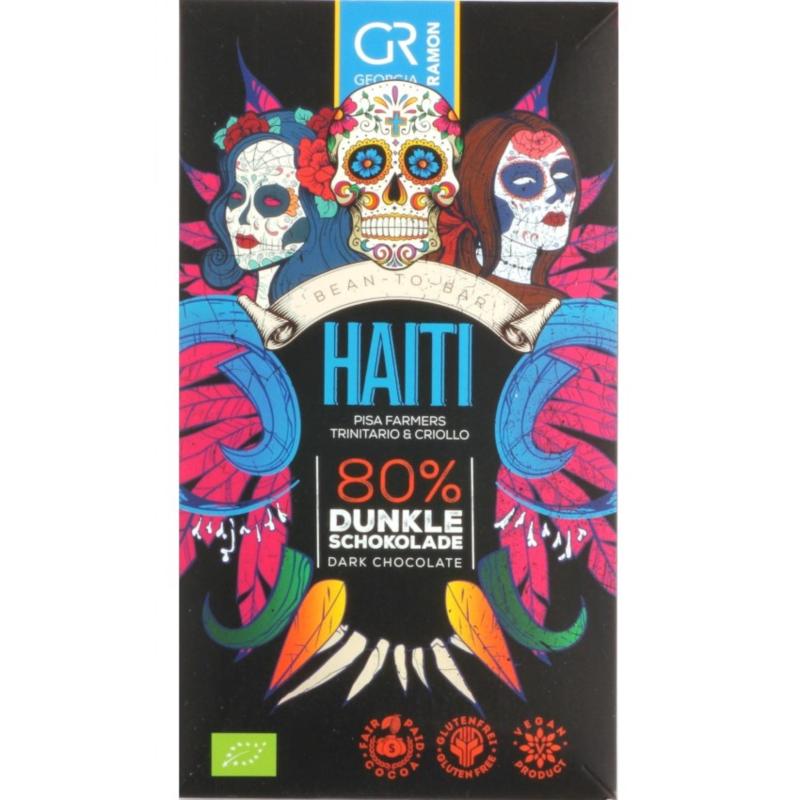 Gerogia Ramon - Haiti 80%