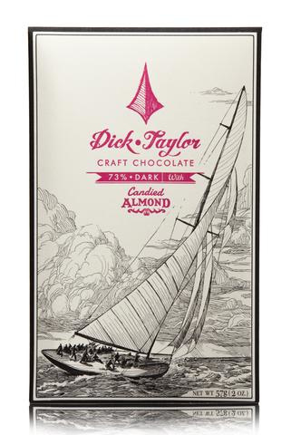 Dick Taylor - Dark with Candied Almond 73%