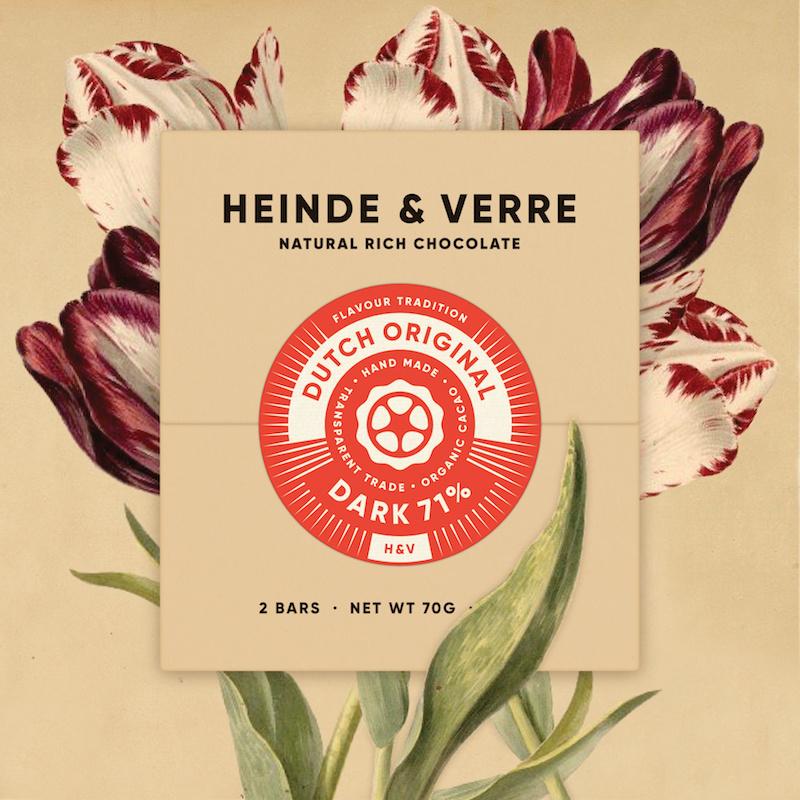 Heinde & Verre - The Dutch Series - Dutch Original Puur 71%