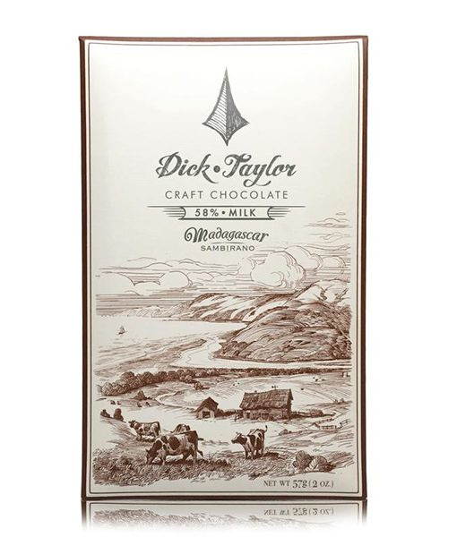 Dick Taylor - Madagascar 58% Dark Milk