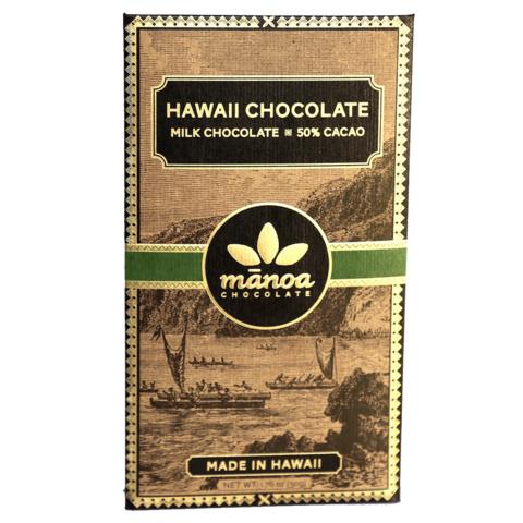 Manoa - Milk Chocolate 50%