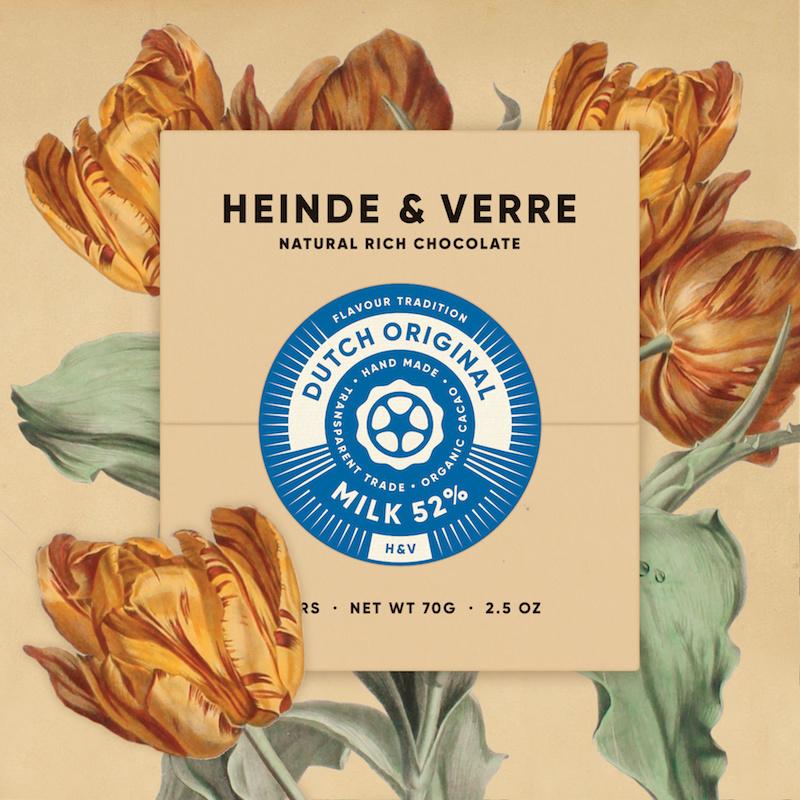 Heinde & Verre - The Dutch Series - Dutch Original Melk 52%