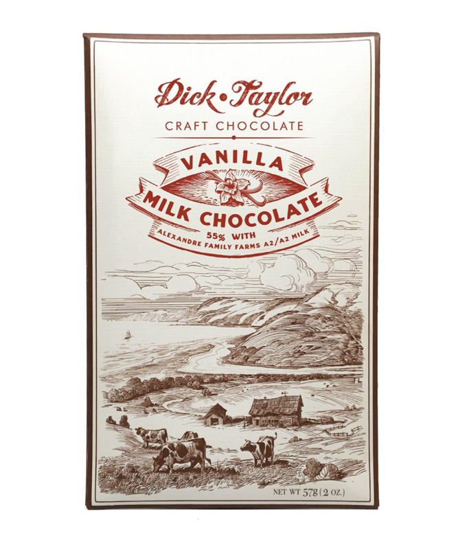 Dick Taylor - Vanilla Milk Chocolate 55%