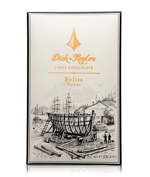 Dick Taylor - Belize Toledo 72%