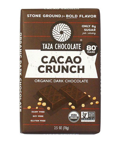 Taza Bars - Cacao Crunch