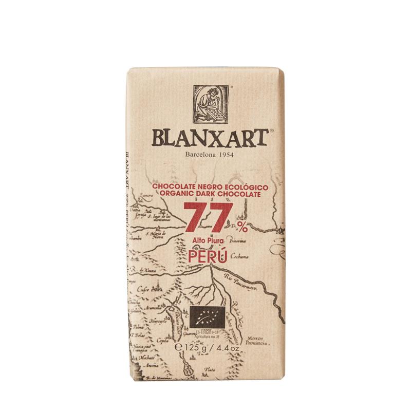 Blanxart - Negro Peru 77%