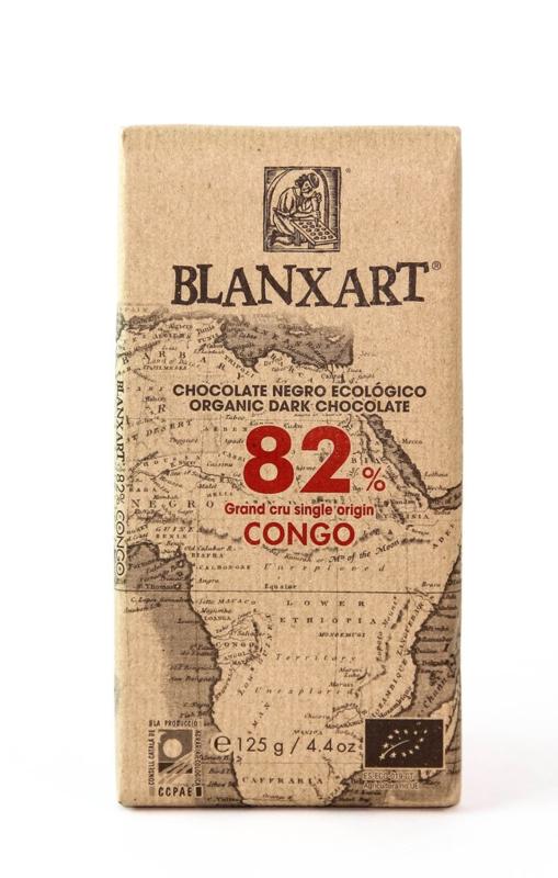 Blanxart - Negro Congo 82%