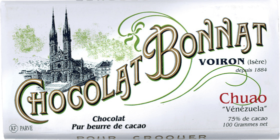 Bonnat - Chuao 75%