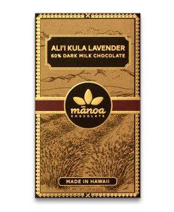 Manoa - Ali'i Kula  Lavender Bar 60%