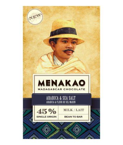 Menakao - Arabica & Sea Salt 45%