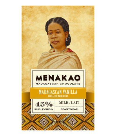 Menakao - Madagascan Vanilla 45%