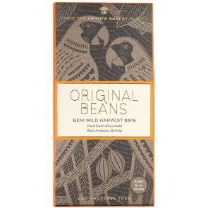 Original Beans - Beni Wild Harvest 66%