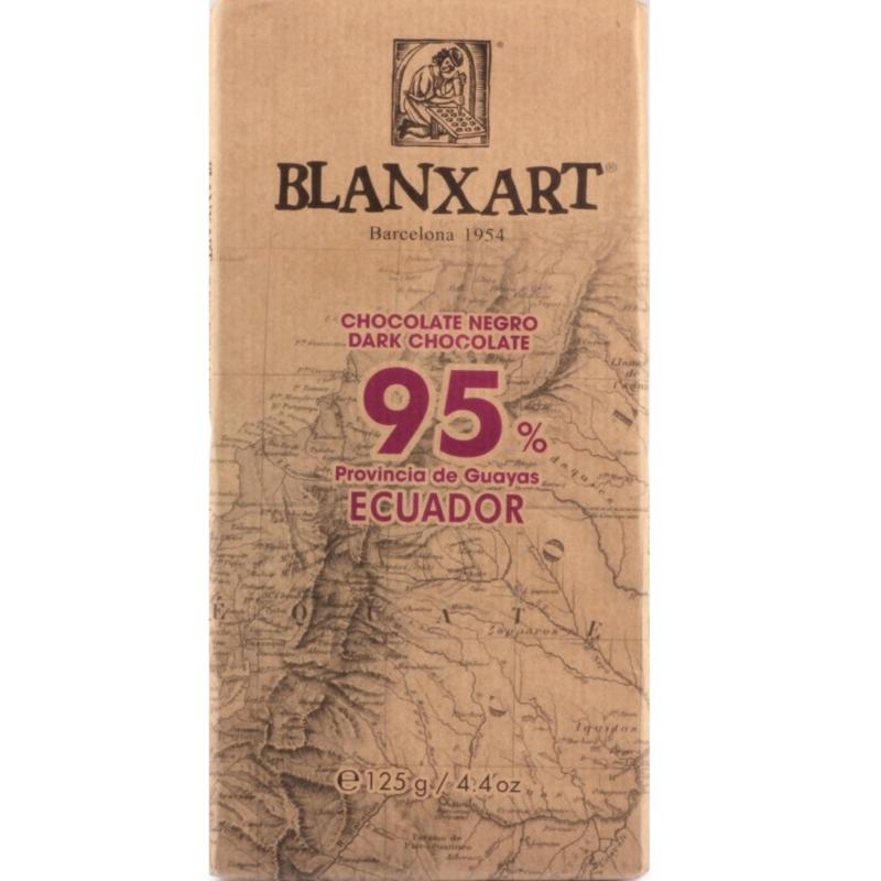 Blanxart - Negro Ecuador 95%