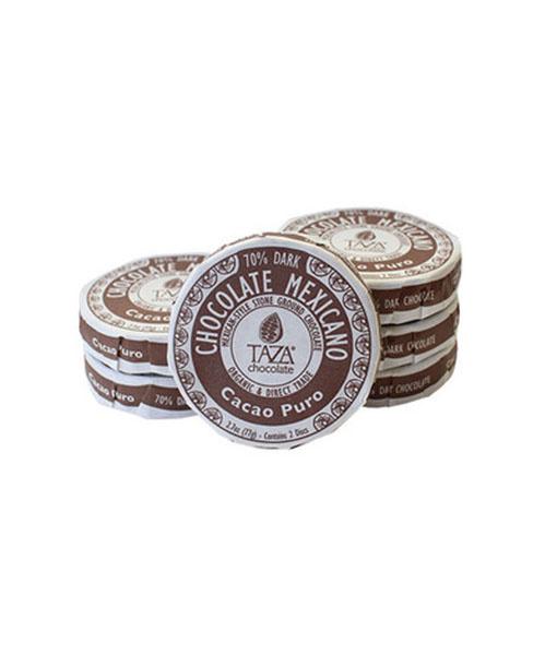 Taza Mexicano Discs - Cacao Puro