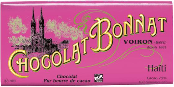 Bonnat - Haiti 75%