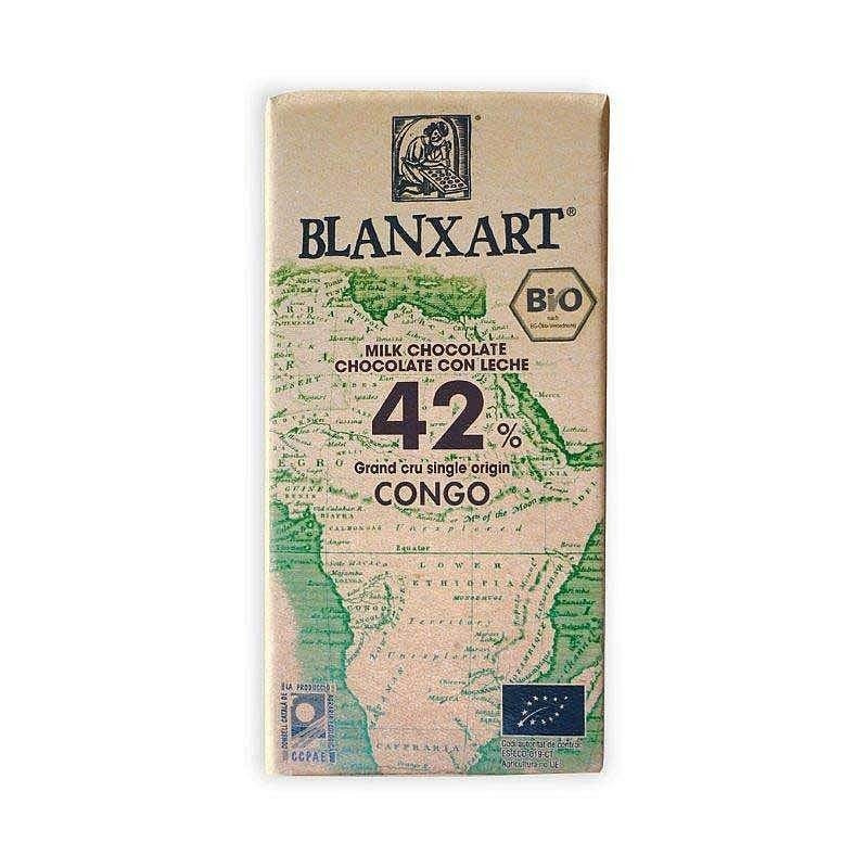Blanxart - Leche Congo 42%