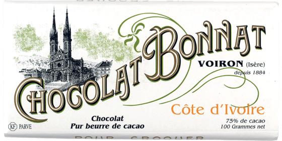 Bonnat – Côte d'Ivoire 75%