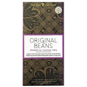 Original Beans - Femmes de Virunga, Congo 55%