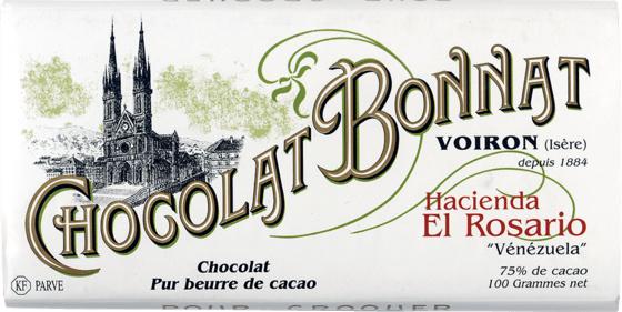 Bonnat - Hacienda El Rosario 75%