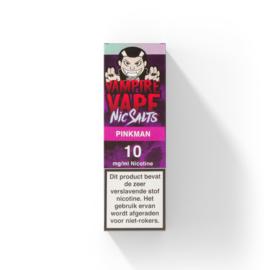 Vampire Vape Pinkman (nic salt)