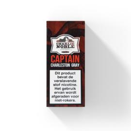 Charlie noble Captain Charleston Grey