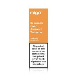 Migo Almond Tabacco (nic salt)