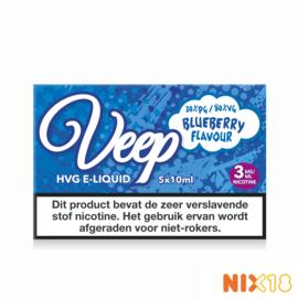 Veep Blueberry 5x10ml HVG