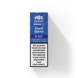 Millers chromeline - Royal blend