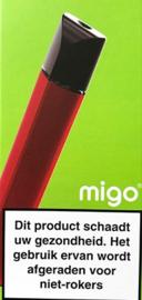 Migo set rood