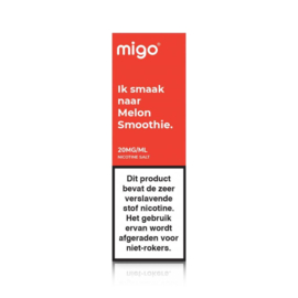 Migo Melon Smoothie (nic salt)